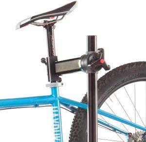 agarre soporte de reparación de bicicletas