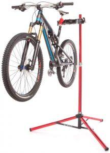 bicicleta en soporte FEEDBACK SPORT Pro-Elite Work Stand