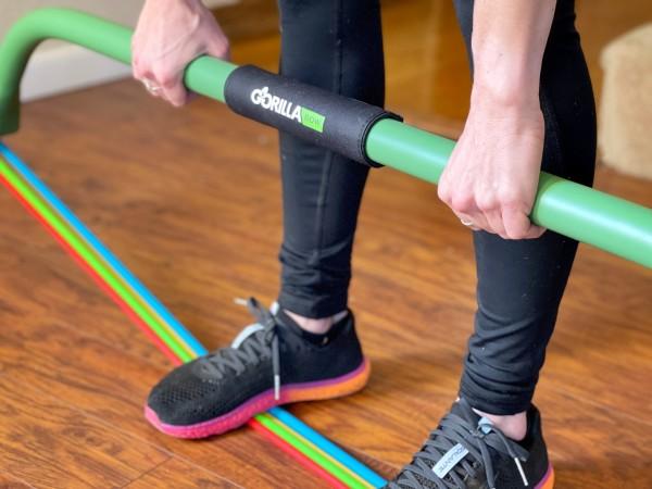Comparado con otros arcos de ejercicio, el Gorilla Bow ofrece calidad ...