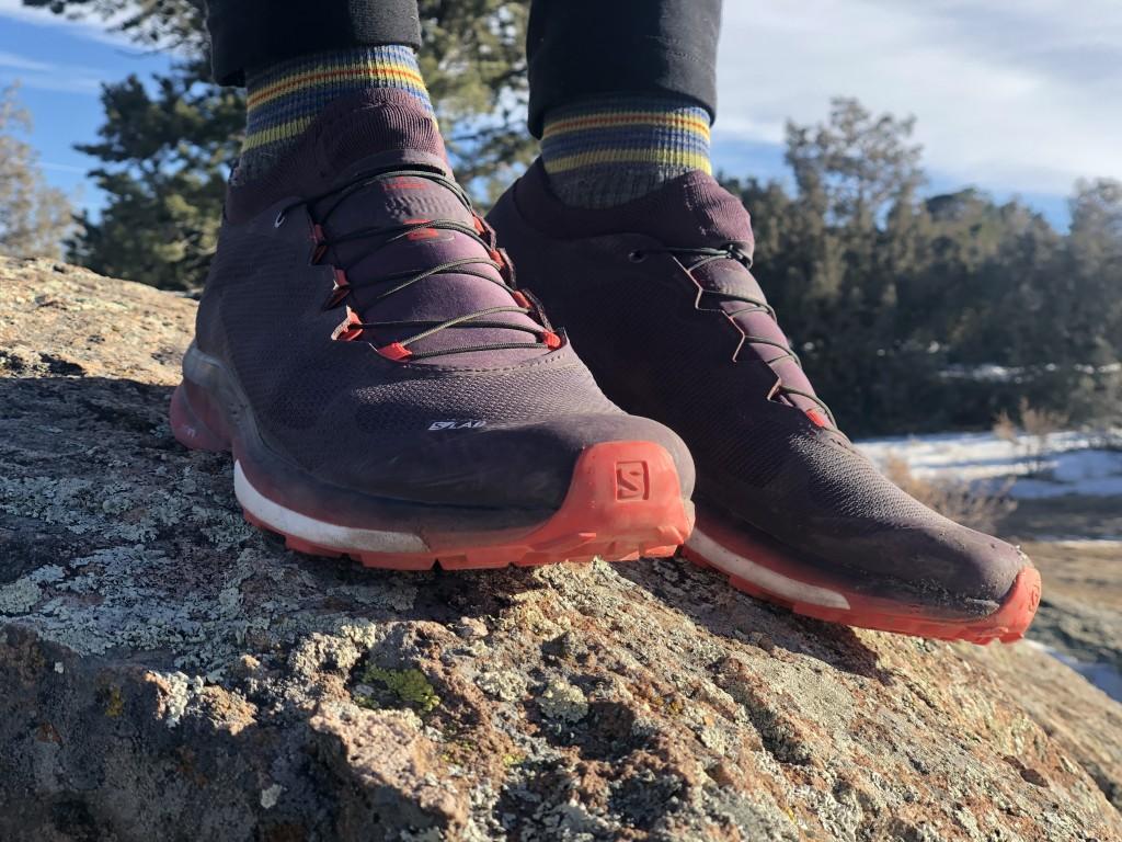 El S / Lab Ultra 3 es un zapato de muy alto rendimiento que también viene con ...