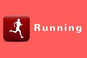 running-menu
